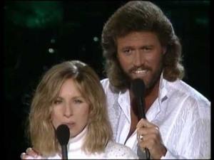 Gibb & Streisand